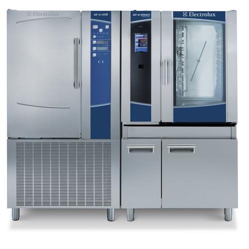 Sistema air-o-system de Electrolux Professional, para elaboraciones Cook&Chill
