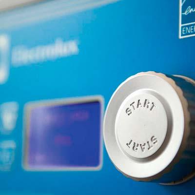 Lavadora de carga frontal profesional Electrolux Professional
