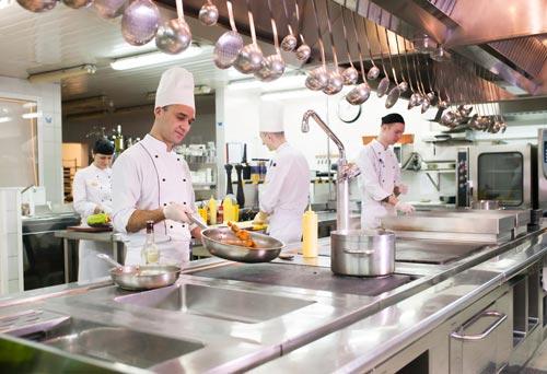 Consejos de higiene en la cocina profesional